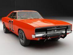 Dodge Charger 1969 - General Lee