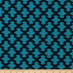 Kate Neat Bali from @fabricdotcom  From Camelot Cottons, this cotton print is perfect for quilting, apparel and home decor accents. Colors include teal and dark navy.