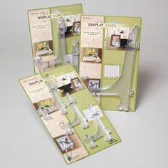 Display Easel Set Case Pack 48