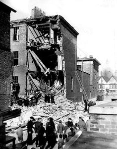 Bar Convent York after the bombing which saw the death of five nuns .