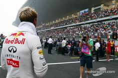 Sebastian Vettel, Red Bull Racing on the grid | Main gallery | Photos | Motorsport.com