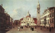 Canaletto, Campo Santa Maria Formosa, Venezia