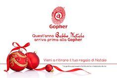 Quest'anno Babbo Natale arriva prima alla Gopher Vieni a conoscere presso la nostra sede i nostri servizi di grafica, stampa e web. In regalo per te la stampa di 250 biglietti da visita. Cosa aspetti a ritirare il tuo regalo di Natale?! Vieni in via Braille, 20 a Torremaggiore (FG) www.gopherweb.it - info@goherweb.it - 0882 386520 #studioetichetta #designandstampa #gopher #gopherweb #progettazionegrafica #etichettaprodotto #naming #marketing #packaging #foggia #torremaggiore #graphicdesign
