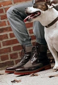 Fancy - Paciano Wingtip Boot by Bruno Magli