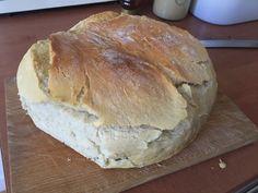 Brot backen im Dutch Oven