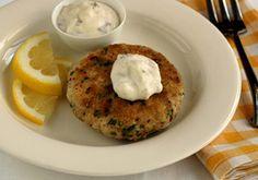Crab Cakes -- a perfect Mrs. Dash recipe - mrsdash.com #saltsubstitute #nosalt #seafood