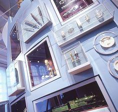 display cases, Redman Designs