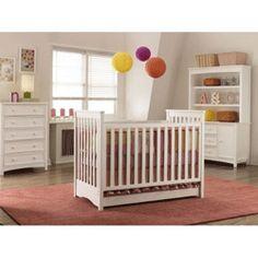 Peyton Stationary Crib | Bonavita | Baby Crib