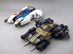 LEGO Hyperspeed pursuit 2 by Jerac, via Flickr