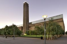 An Old Power Plant Becomes a Museum: Reinventing a Power Plant at the Tate Modern