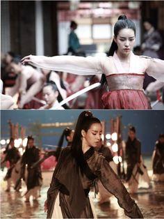 'The Treacherous' Lim Ji-yeon mesmerizes moviegoers @ HanCinema :: The Korean Movie and Drama Database Lim Ji Yeon, Korean Drama List, Korean Dress, Movie List, Traditional Outfits, Old Hollywood, Asian Beauty, Cool Girl, Kdrama