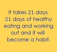 Start today #fitnessinspiration