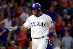Elvis Andrus (Ven) - Texas Rangers - MLB 2017.