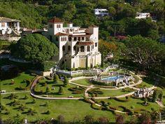 The Serrallés Castle ~ Ponce, PR