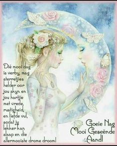 Good Night, Good Morning, Evening Greetings, Afrikaanse Quotes, Goeie Nag, Night Messages, Night Quotes, Sleep Tight, Qoutes