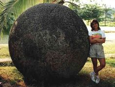 In the 1930s, workmen clearing the dense jungle of Costa Rica stumbled upon some incredible objects: dozens of stone balls, many of which were perfectly spherical. They varied in size from as small as a tennis ball to an astonishing 8 feet in diameter and weighing 16 tons. Although the great stone balls are clearly man-made, it is unknown who made them, for what purpose and, most puzzling, how they achieved such spherical precision.