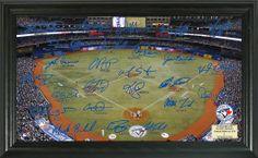 776aeb17 AAA Sports Memorabilia LLC - Toronto Blue Jays Signature Field, # torontobluejays #bluejays #