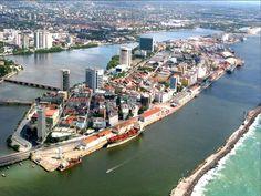 Refife City in Brazil!