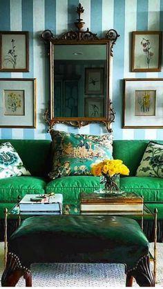 Elegant Home Decor, Elegant Homes, Living Room Designs, Living Room Decor, Living Spaces, Dining Room, Salons Cottage, Style Deco, Interior Decorating