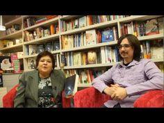 video entrevista claudio cerda libreria sesamo (www.libreriasesamo.com) yecla ofertas (www.yeclaofertas.com)