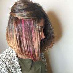 UNDERLIGHTS is the new HOT hair trend!