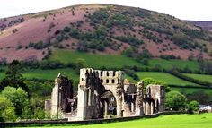 16 hidden gems in Wales you may never have heard of - Wales Online - Llanthony Priory is set far up into the hills of the Black Mountains.