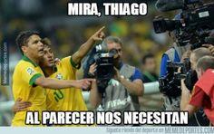 FOTOS: Al igual que Alemania, los memes también humillan a Brasil