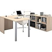 Buy Bestar i3 U- Shaped desk in Northern Maple and Sandstone at Staples' low price, or read customer reviews to learn more.