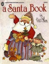 A Santa Book a decorative painting book by Pat Olson 1993 Good to Very Good Tole Decorative Paintings, Tole Painting Patterns, Craft Patterns, Paint Patterns, Painting Lessons, Art Lessons, Christmas Books, Christmas Crafts, Christmas Ornament