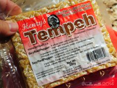 mind your tempeh (stir fry with marinated tempeh recipe) Tempeh Recipe, Stir Fry, Fries, Snack Recipes, Plant, Food, Products, Snack Mix Recipes, Eten