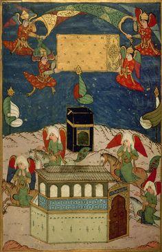 Kaaba-Kabe- 1595.