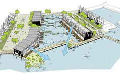 New Town, Kent by Inter Urban Studios, via Behance