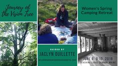 """""""Journey of the Vision Tree"""" Spring Women's Camping Retreat Registration Now Open"""