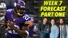 Week 7 Fantasy Forecast Part One - The Fantasy Footballers - Fantasy FootBall Videos