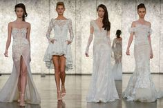 NY Bridal Week | Inbal Dror Fall 2016
