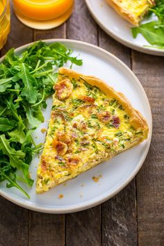 My favorite Quiche Lorraine recipe is perfect for any special occasion!