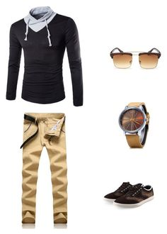 """""""Untitled #285"""" by emina136 ❤ liked on Polyvore featuring men's fashion and menswear"""