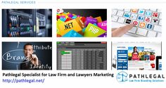 Pathlegal.net is an attorney's website, which helps law firms and attorney's to build an online presence, lawyers marketing, lawyers website design, lawyers SEO , legal content writing and law firms branding solutions and many more services to build your law firm's business. To get our legal services, please contact us : http://pathlegal.net/