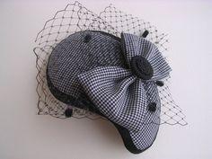 Vintage Cocktail Hat
