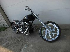 2007 Custom Harley Davidson Motorcycle : Used Custom Harley Davidson Motorcycles For Sale : Los Angeles, California