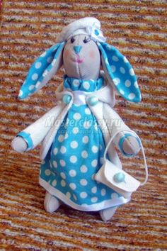 tilde bunny pea pattern and pictorial