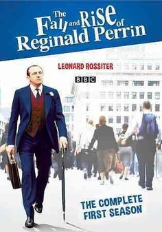 The Fall and Rise of Reginald Perrin: The Complete First Season Leonard Rossiter, Are You Being Served, Best Tv Series Ever, Music Games, Comedy, Seasons, Memes, Fall, Books