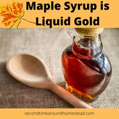 A quick look into how maple sugar is made in northern Vermont. Everything from the tapping of the sugarwoods to the sweet boil. Maple Syrup Recipes, Sugaring, Maple Glaze, Canning Recipes, Slow Cooker Recipes, Food Inspiration, Homestead, Whole Food Recipes, Maple Sugar