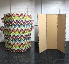 Como hacer separadores de ambientes