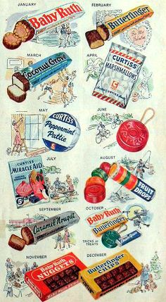Curtiss Candy for All Year
