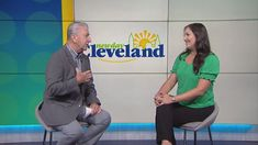 Smart TechTips for back-to-school tech! Tech guruElizabeth Orleyjoined us on the show! Tech Tech, New Day, Cleveland, Back To School, Tips, Books, Brand New Day, Libros, Book