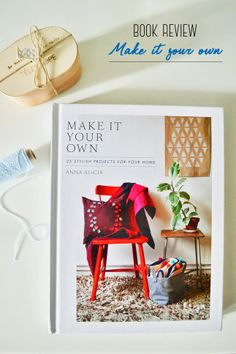book review make it your own on happy interior blog