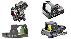 6 Next-Gen Reflex and Red-Dot Sights For 2015
