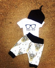Baby boy coming home outfit,baby deer outfit,oh deer outfit,deer onesie,nerdy deer,newborn deer outfit,newborn camo outfit, baby boy,newborn