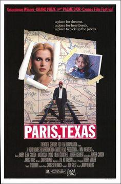París, Texas (1984) Alemaña. Dir: Wim Wenders. Drama. Road Movie. Películas de culto - DVD CINE 196
